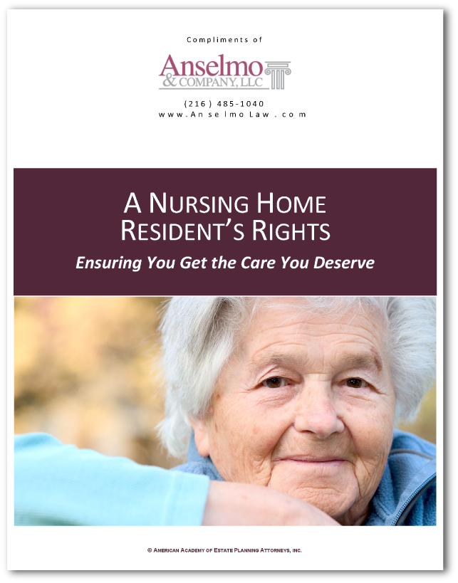 A Nursing Home Residents Rights