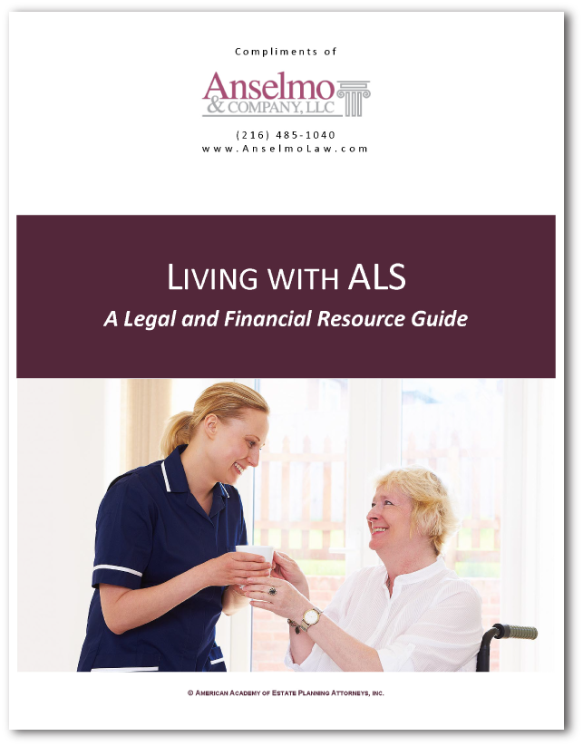 Living with ALS - A Legal & Financial Guide